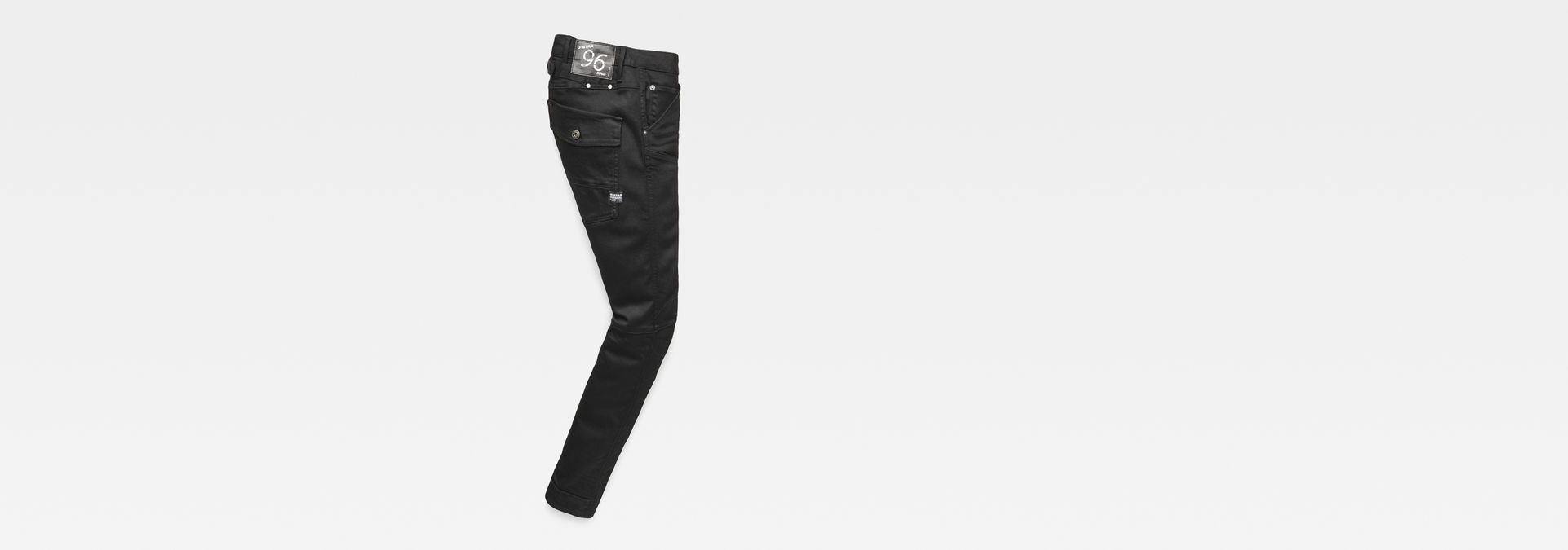 4a9dd583ff0 ... G-Star RAW® 5620 G-Star Elwood Heritage Embro Tapered Jeans Black