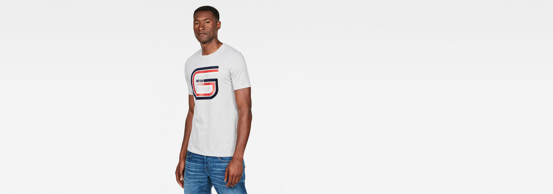 Graphic 6 Slim T Shirt by G Star