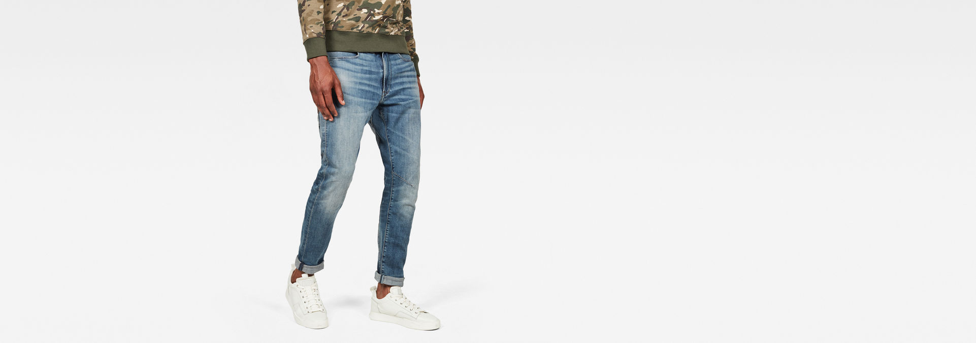 D Staq 3 D Slim Jean by G Star