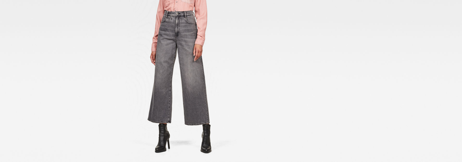 D Staq Ankle Jeans by G Star