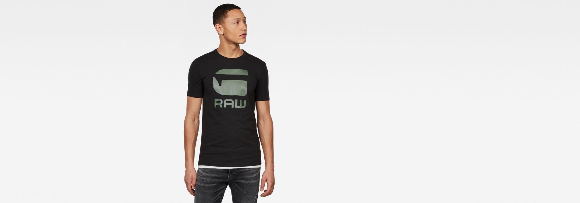 slim-g-logo-t-shirt by g-star