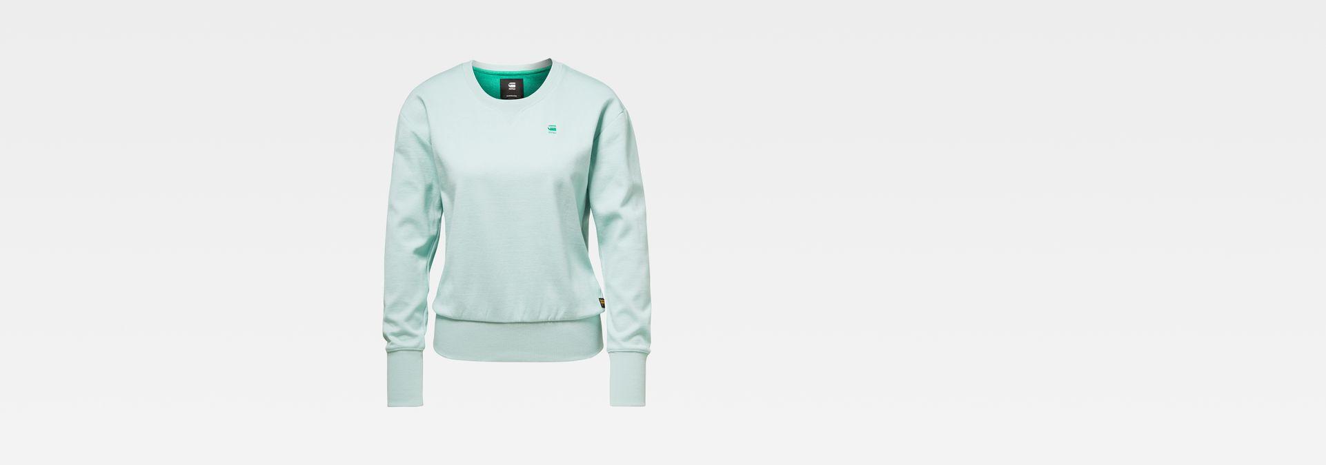 Xzyph 2 Tone Sweater | Fresh Cote | Women | G Star RAW®