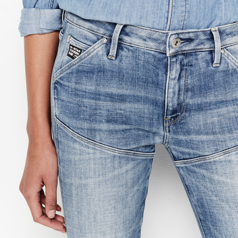 5620 High Flare Jeans | Light Aged | Femmes | G Star RAW®
