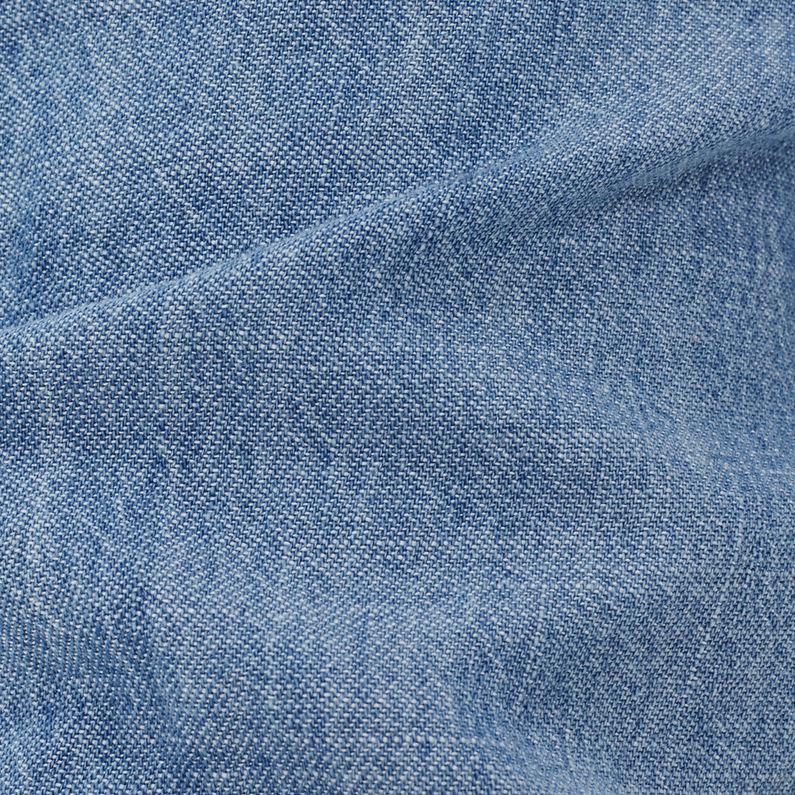 0239035701bc G-Star RAW® Chopper Boyfriend Boiler Suit Light blue fabric shot