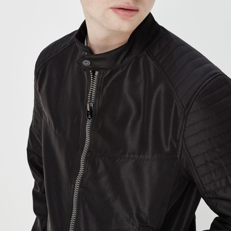 Attacc GP Jacket   Black   G Star RAW®