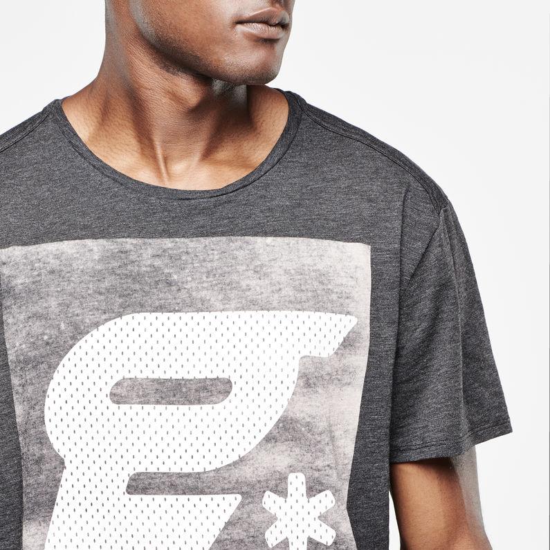 Black Staccato T-Shirt TOOOOR!