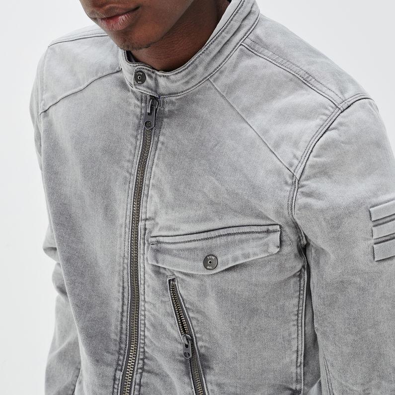 Revend 3D Slim Jacket | Light Aged | Hommes | G Star RAW®