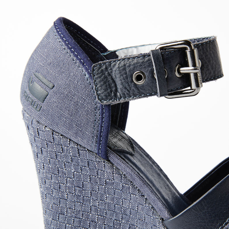 Harton Sandal | Chambray | G Star RAW® | Chambray | G Star RAW®