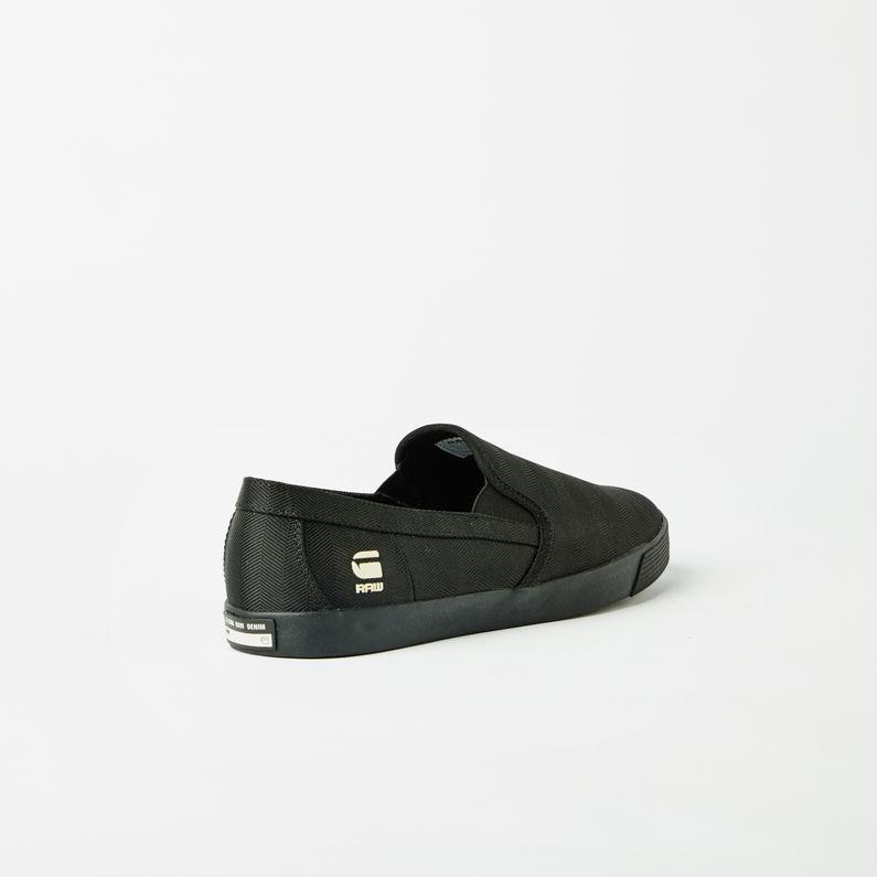 Dex Mono Slip-On | Black | G-Star RAW®