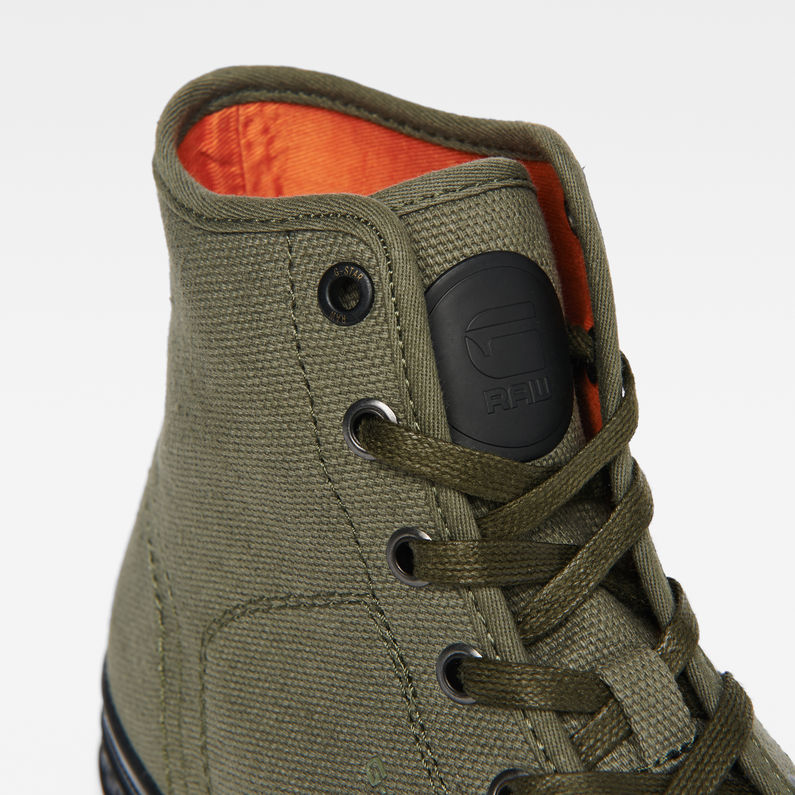 outlet on sale reasonably priced wholesale dealer Bayton High-Top Sneakers | Combat | Men | G-Star RAW®
