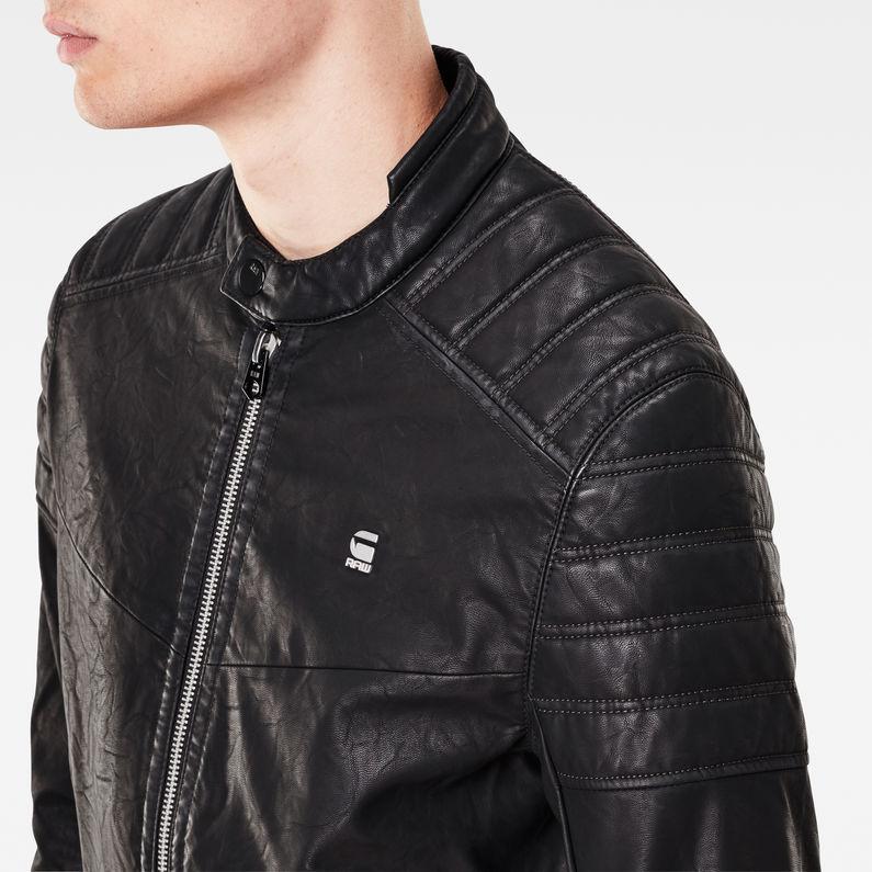 Suzaki GPL Jacket | Black | Hommes | G Star RAW®