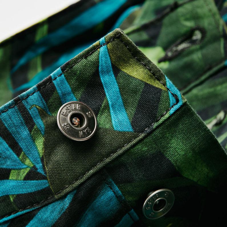 0762b284dd2 G-Star RAW® G-Star Elwood X25 3D Tapered Men's Jeans Green