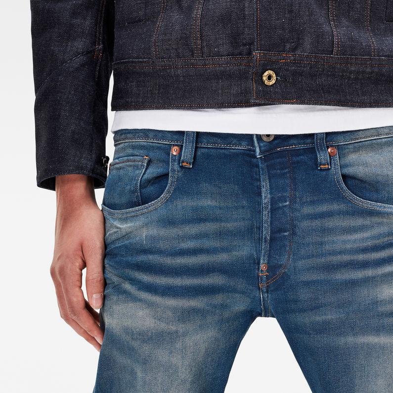 Straight Rigid Jeans For Men