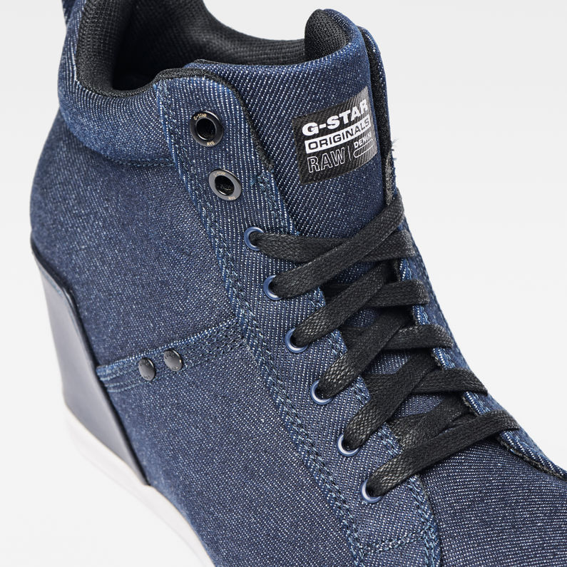 bed901c9d08 Labor Wedge Sneakers