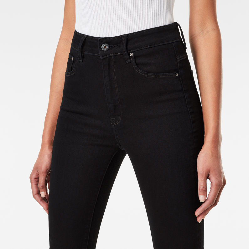 3301 Ultra High Waist Skinny Jeans   Rinsed   Damen   G Star