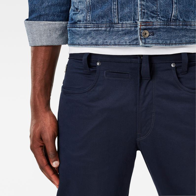 b6e3131e1b8 D-Staq 3D Tapered Pants | Sartho Blue | Men | G-Star RAW®