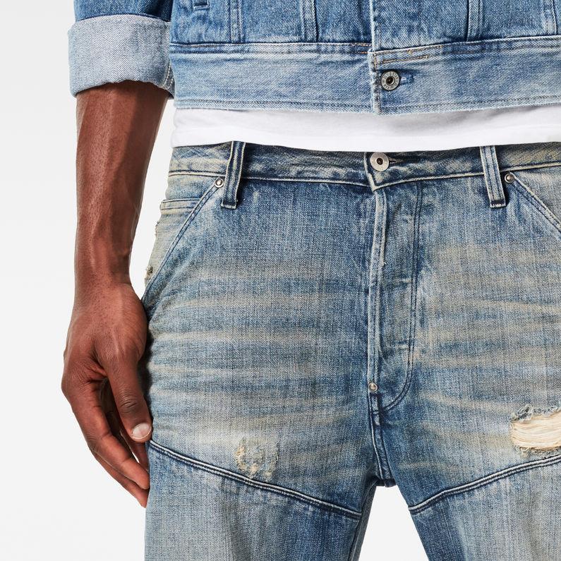 5620 G Star Elwood 3D Loose 78 Pants | Light Aged | G Star RAW®