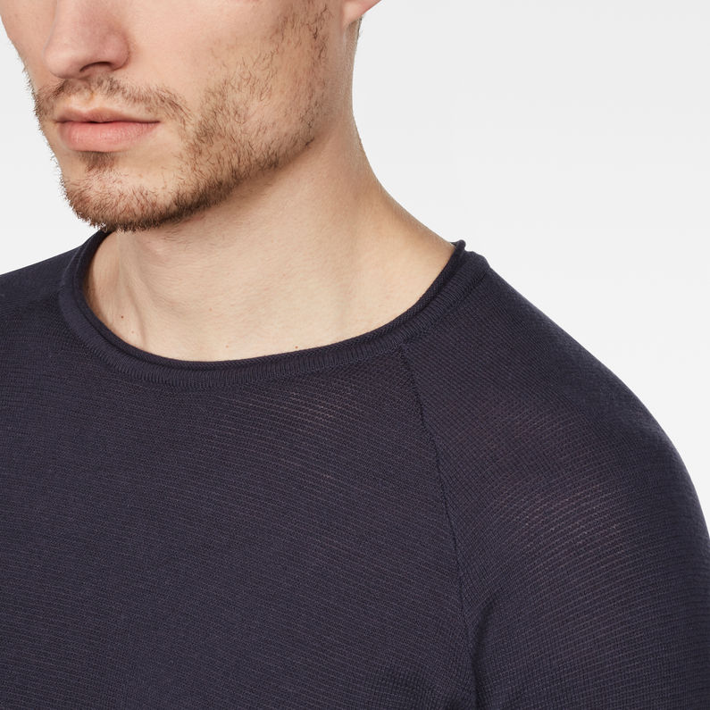 92723b05f53 Features. The collection of knitwear by G-Star RAW ...