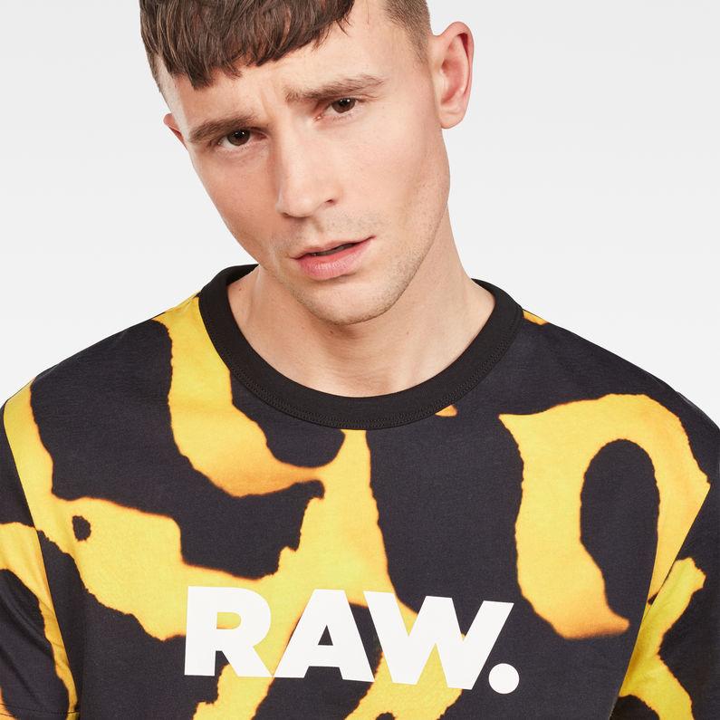 67e869100 Fian Bumble Frog Patterned T-Shirt | G-Star RAW®