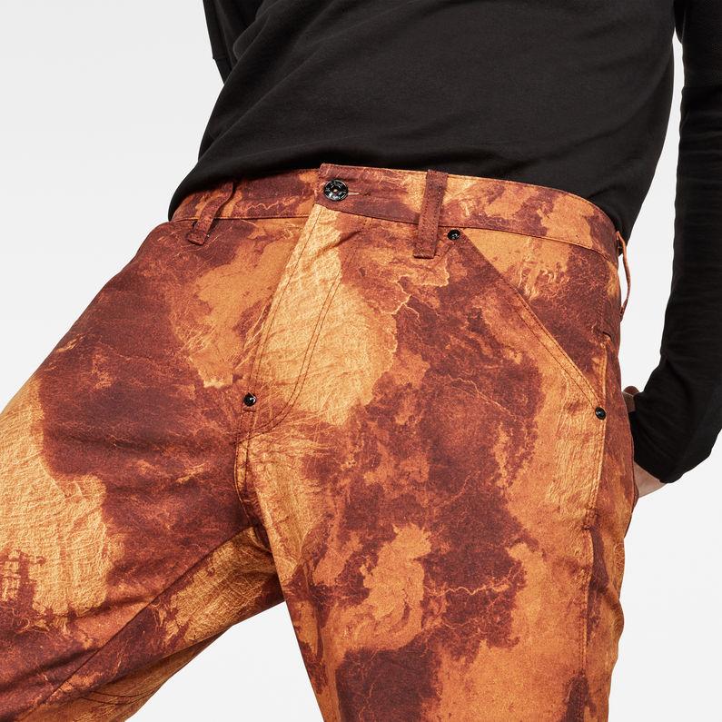 G-STAR RAW taille w31 Bermuda Jeans Cut Elwood x25 5622 3d Fuselé Shorts 1//2