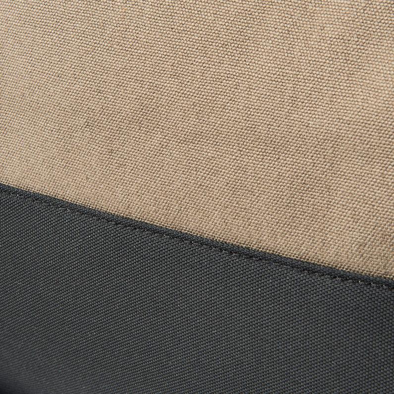 9e39302370 Barran Big Duffle Bag | smoke green/dk black | G-Star RAW®