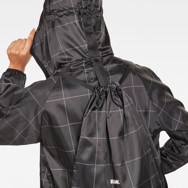Strett Hooded Parka + Gym Bag   G Star RAW®