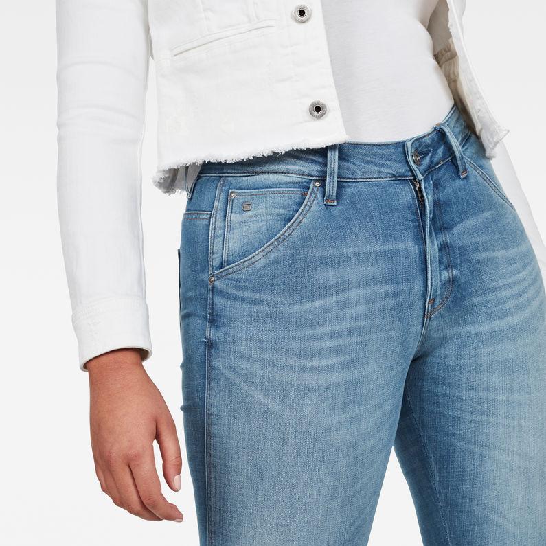 G Star Lady G Star Shape High Super Skinny Jeans G Star