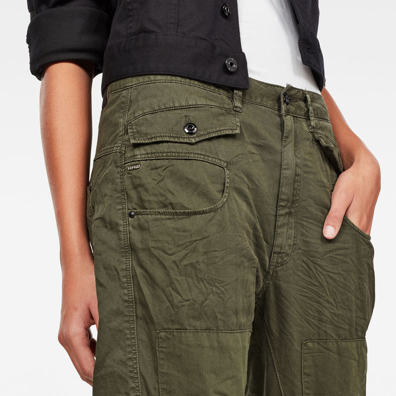 d32b07d8eb4 Army Radar Strap Relaxed Pants | Forest Night | G-Star RAW®