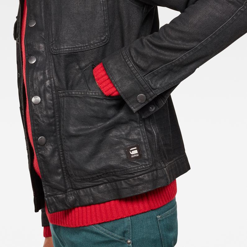 Blake Worker Pm Jacket | Medium Aged Cobler | G Star RAW®