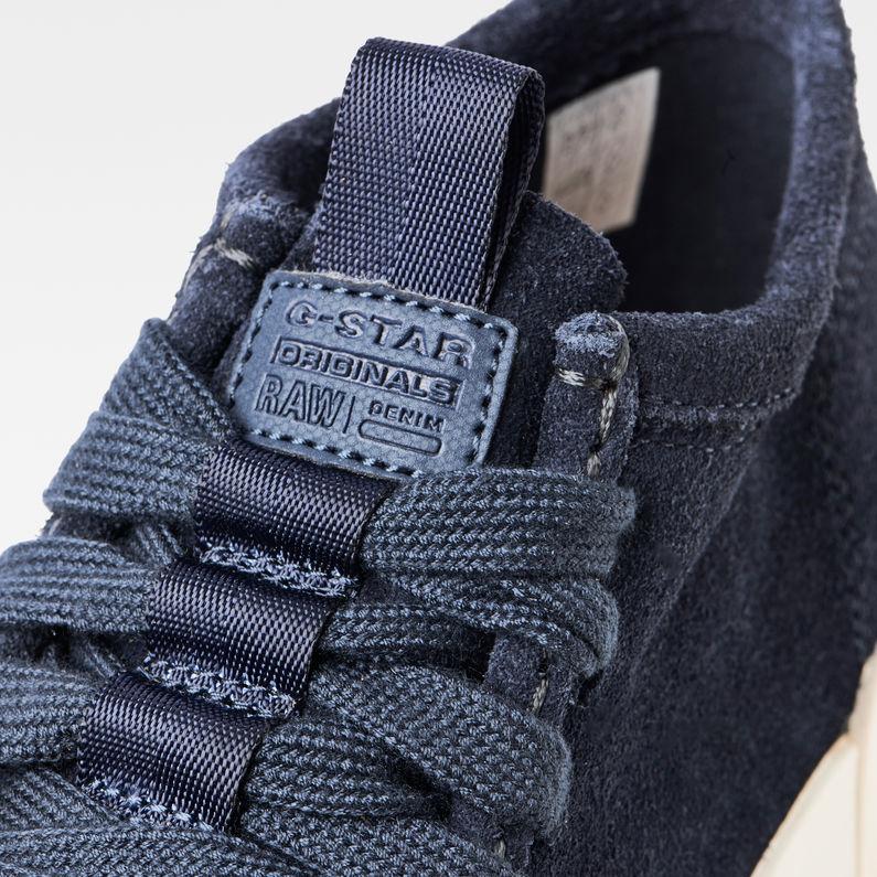 Rackam Wallabee Sport Sneakers   Dark