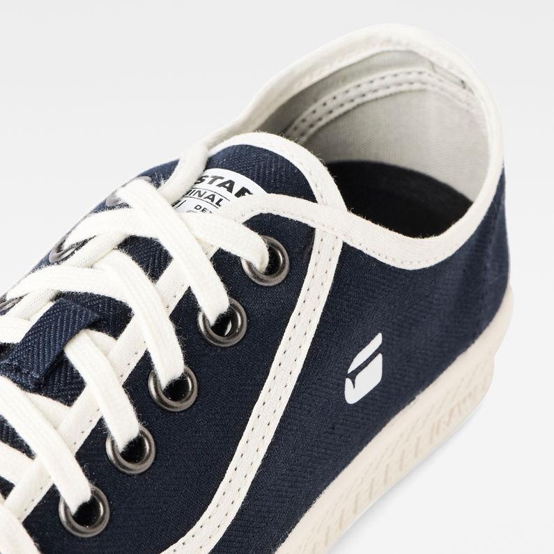 Rovulc HB Low Sneakers | Dark Navy | G