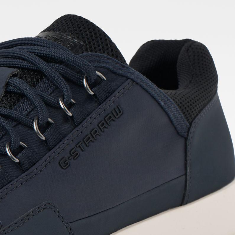 Rackam Vodan Low Sneakers | Dark Saru Blue | Men | G Star RAW®