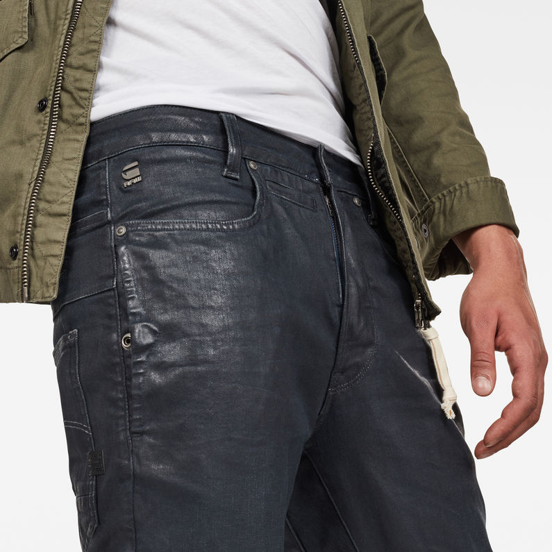 690fff5a Features. Combining rugged pocketing with a streamlined fit, the D-Staq jean  ...