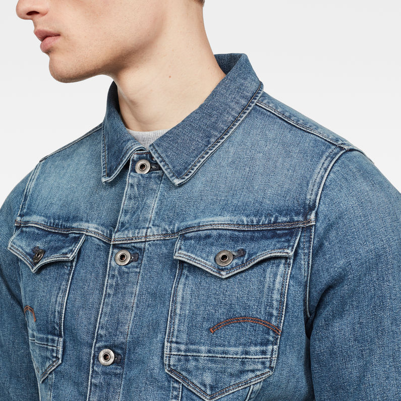 MAXRAW I Arc 3D Slim Jacket | Medium Aged | Hommes | G Star RAW®