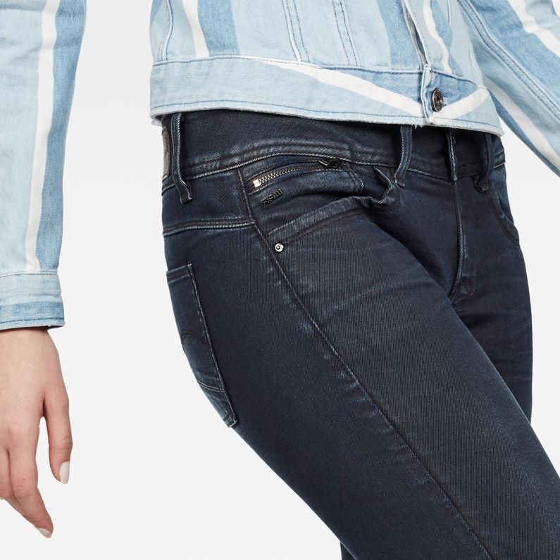 Lynn Mid Skinny Jeans | Dk Vintage Aged | Femmes | G Star RAW®