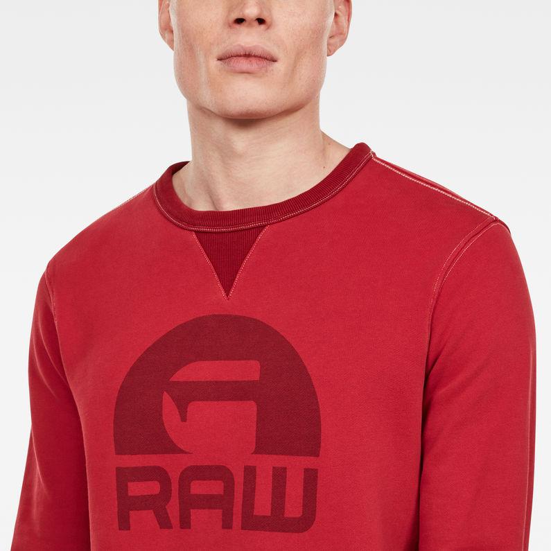 G-STAR RAW Graphic 2 Core Sudadera para Hombre