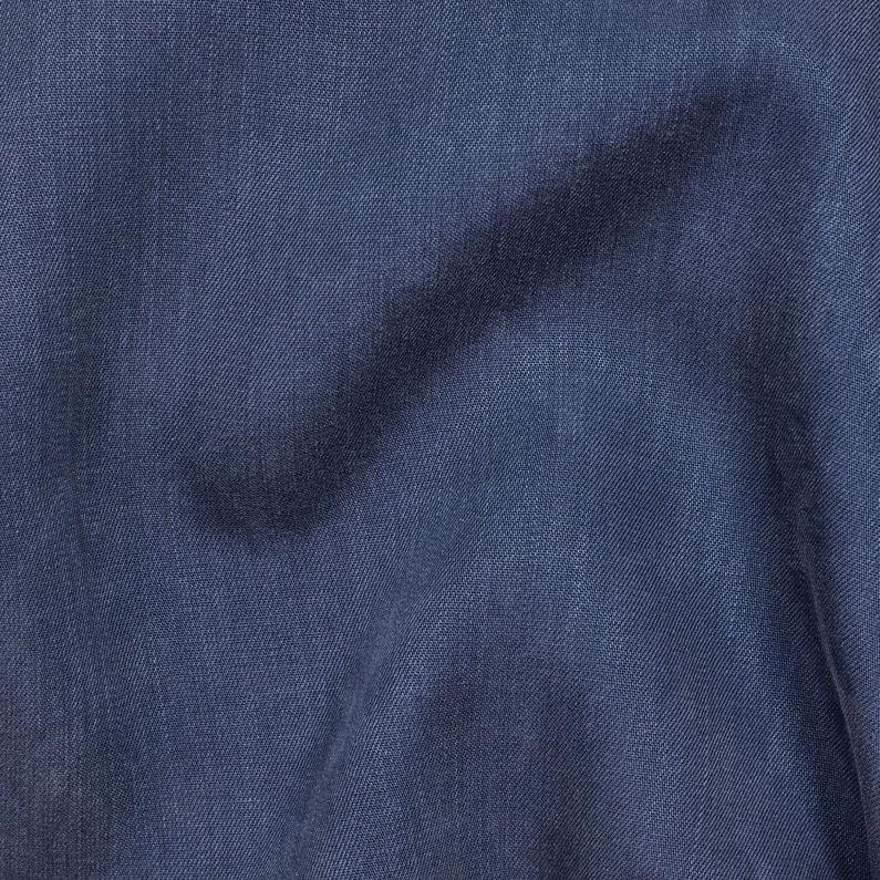 Robe chemise Beryl   Mazarine Blue   Femmes   G Star RAW®
