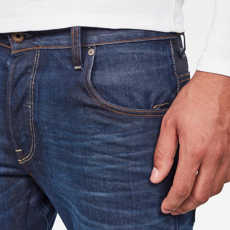 G STAR Arc 3D Slim Hydrite Jeans voor Heren Blauw