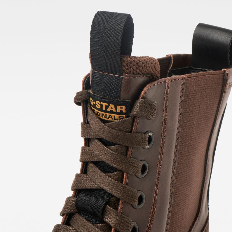Bottines Star BrownFemmesG RAW® IIDark Core n0wkPO