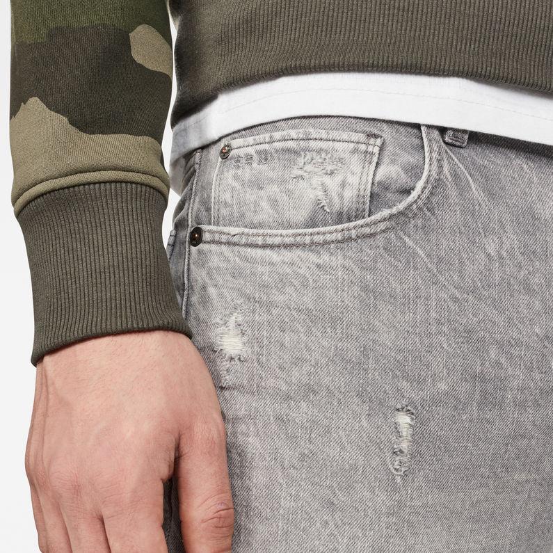 3301 Straight Jeans | Dusty Grey | Herren | G Star RAW®