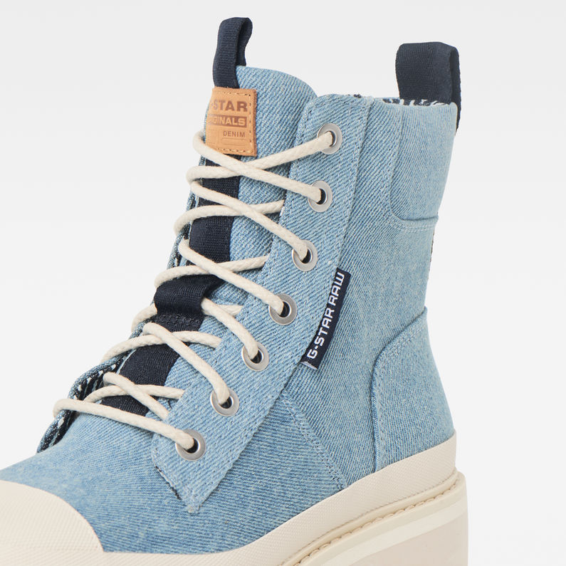 Aefon Boot | Light Blue Aged | Women | G Star RAW®