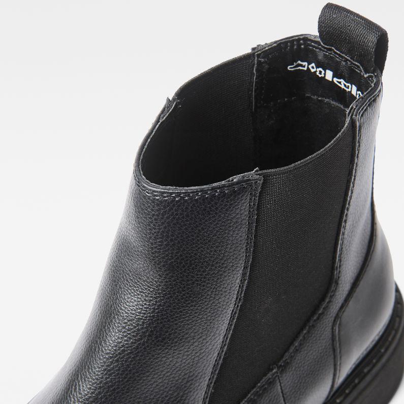 Tacoma Chelsea Boots | Black | G-Star RAW®