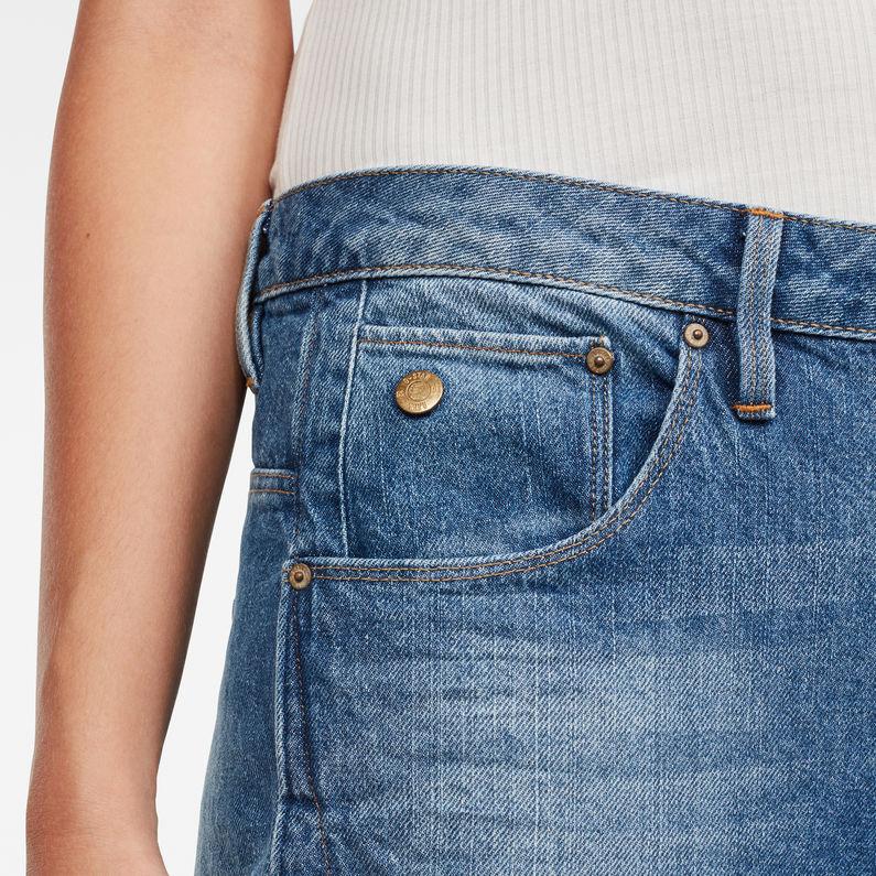 G-Star Raw Womens Arc 3D Low Boyfriend Jeans in Tobe Denim
