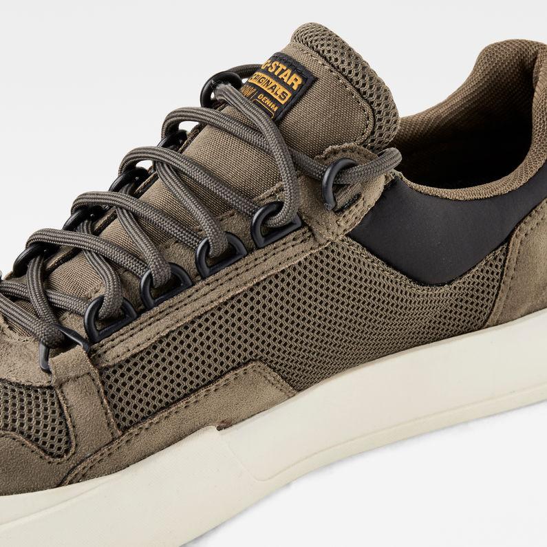Rackam Vodan Low II Sneakers   Combat
