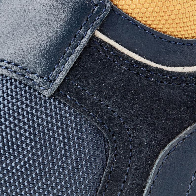 Mimemis Mid Sneakers | Mazarine BlueYellow | Men | G Star RAW®
