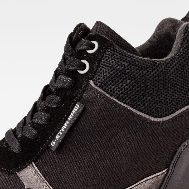 Boxxa Wedge Shoes   Black   ウィメンズ商品はこちら   G-Star RAW®