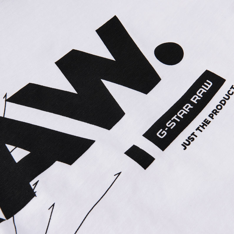 G-STAR RAW Sq10096tee Shirt Camiseta para Ni/ños
