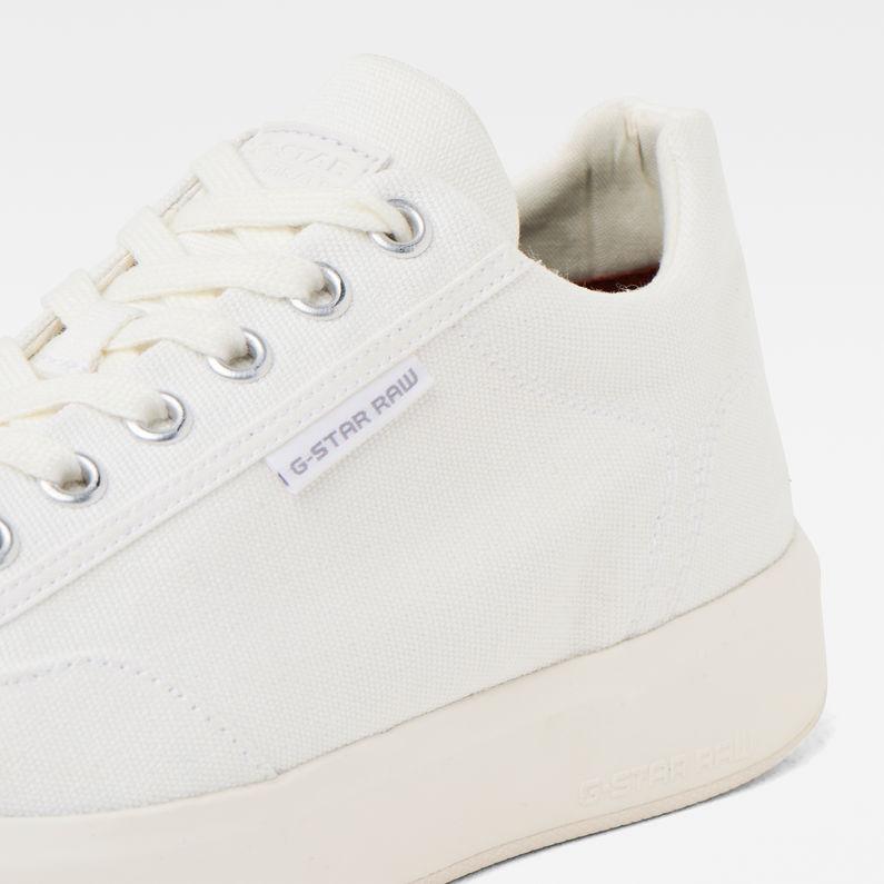 Strett Cup Sneakers | Milk | G-Star RAW®