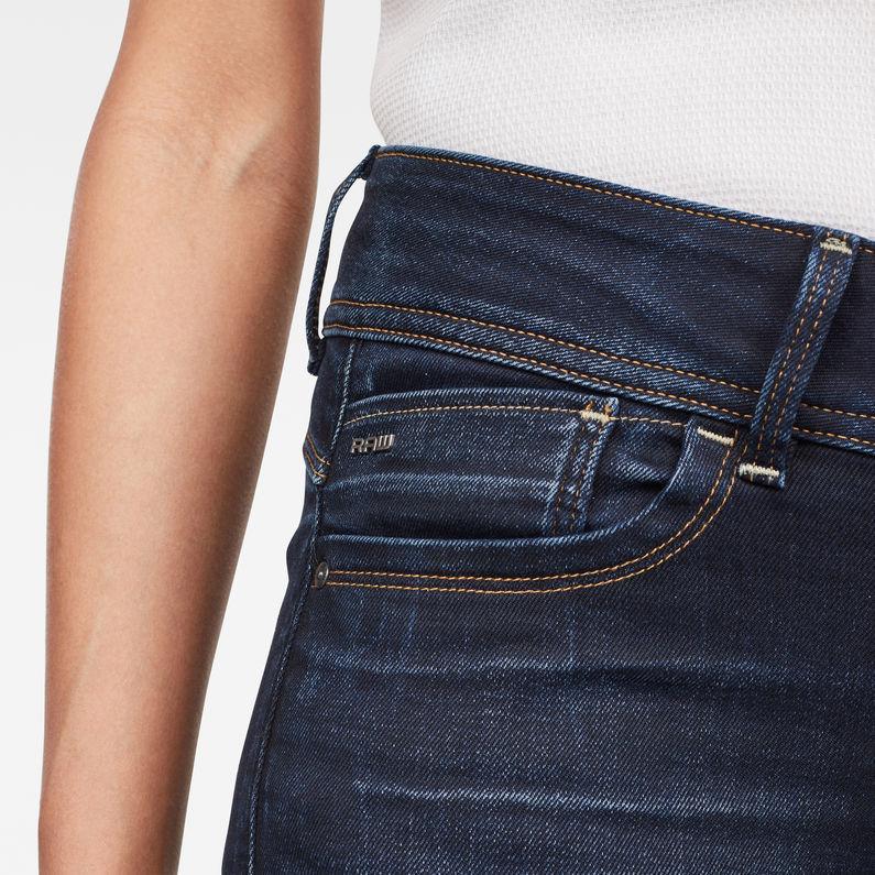 G-STAR RAW Womens Lynn Mid Skinny Wmn Jeans medium aged W27//L28