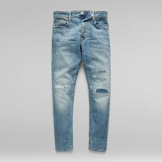 rigid raw-RL Selve Denim-Neuf G-star Attacc Straight Fit Jeans w32//l34